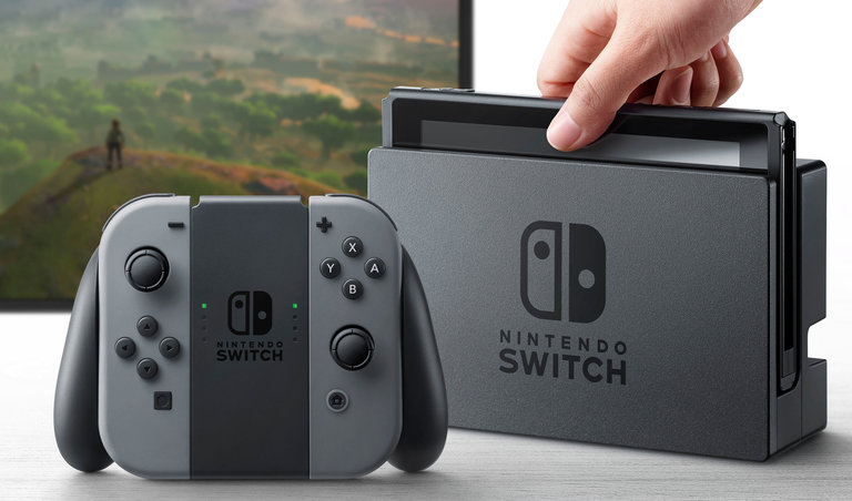 Nuovo firmware per Nintendo Switch 4.1.0